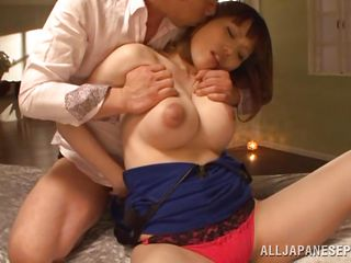 nippon babe with big & soft boobs
