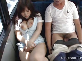 asian bitch having sex in public