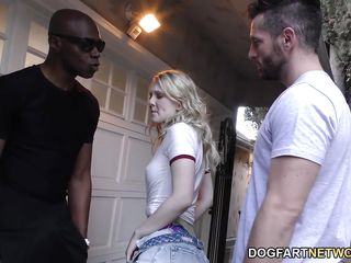 lily rader interracial gangbang - cuckold sessions